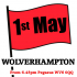 May Day Wolverhampton