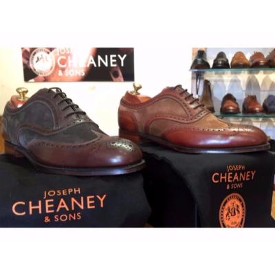 2e7f2a3ec0c Cheaney womens boots