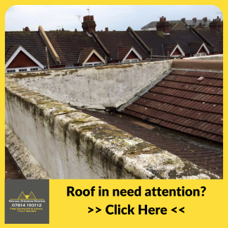 Roof Repairs in Eastbourne