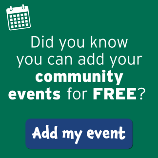 add your community events