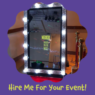 Magic Mirror Event Hire