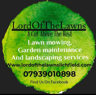 lord, ofthe, lawns, logo
