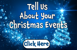 christmas, add, your, events, banner,