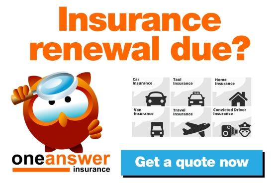 One Answer Insurance - Banner