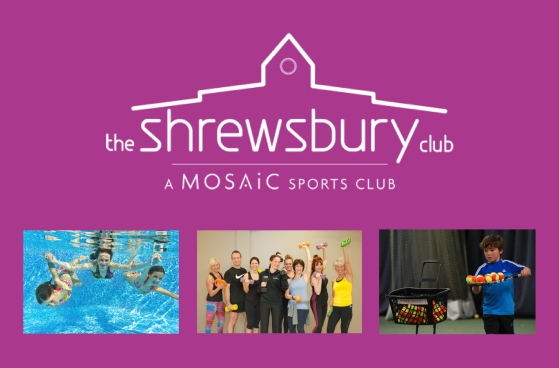 shrewsbury gym