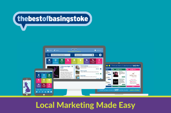 thebestof Basingstoke Local Marketing Made Easy