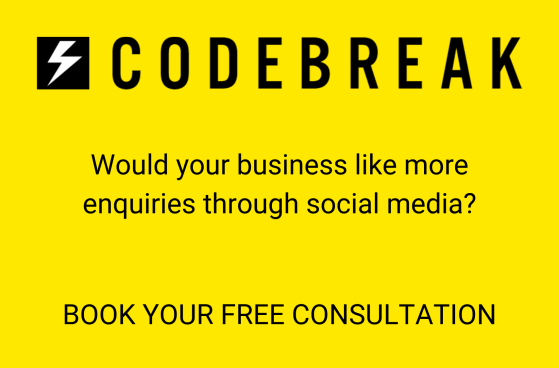 Codebreak Social Media Marketing Shrewsbury