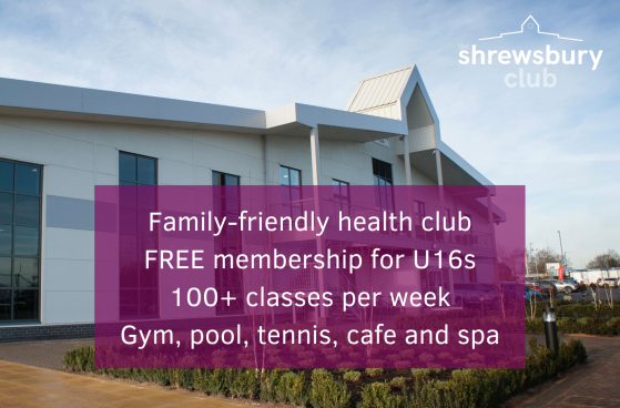 shrewsbury health club
