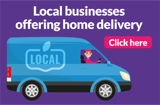 local, businesses, offering, delivery
