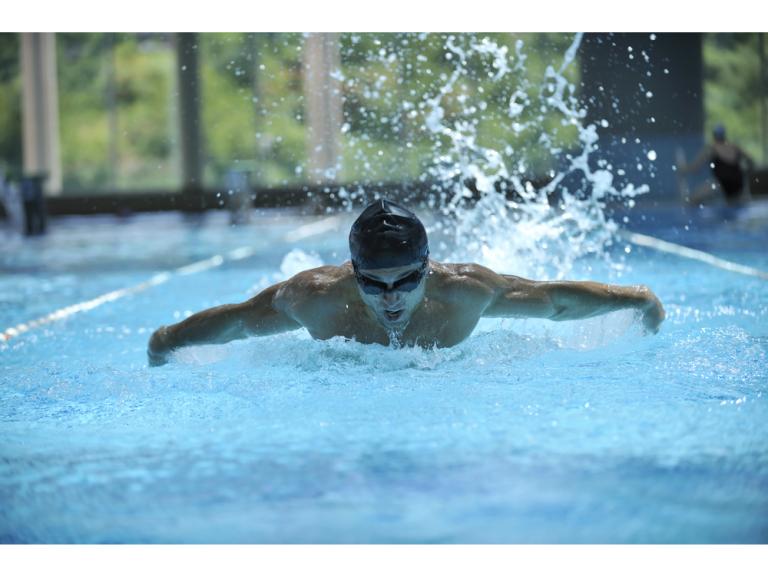 Make A Splash And Get Fit