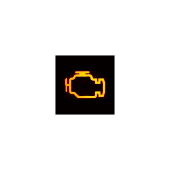Engine Management Warning Light On