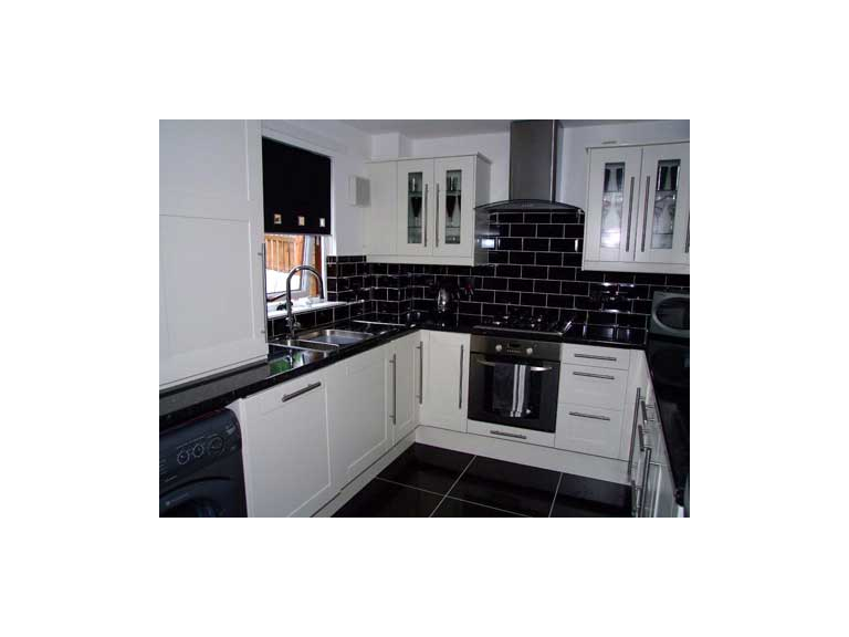 Ideas For A Small Kitchen In A Shropshire Home