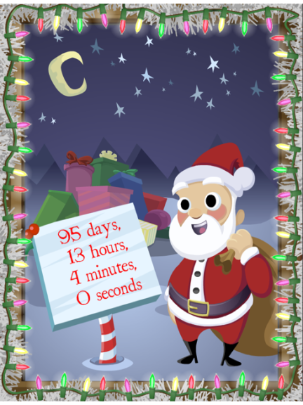 Days Till Christmas Uk.There Are Only 95 Days Until Christmas