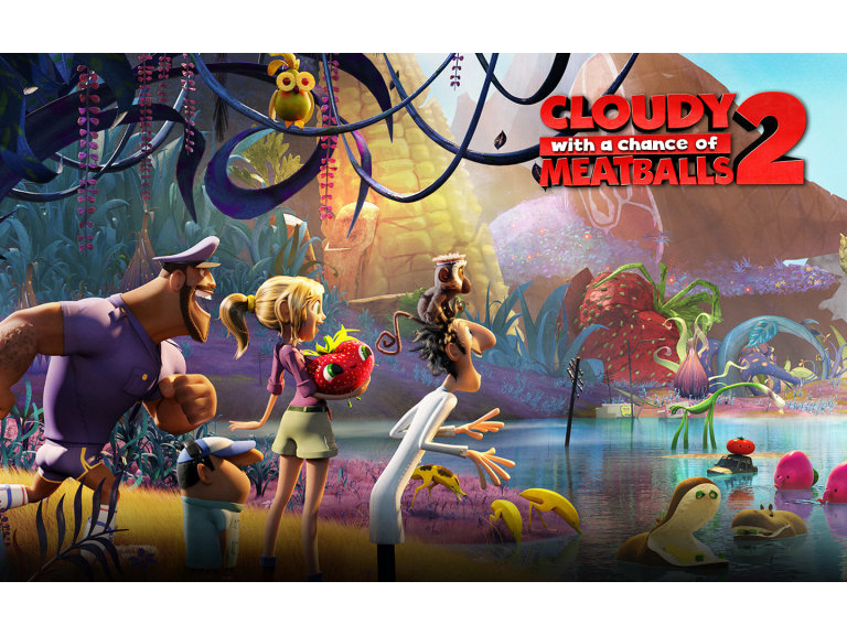 Cloudy with a Chance of Meatballs Reviews - Metacritic