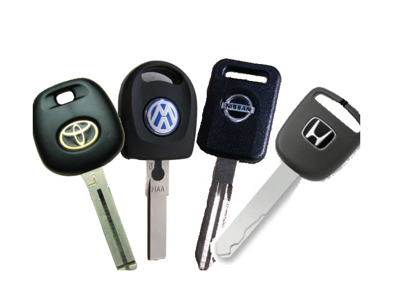 How much does a replacement car key cost?