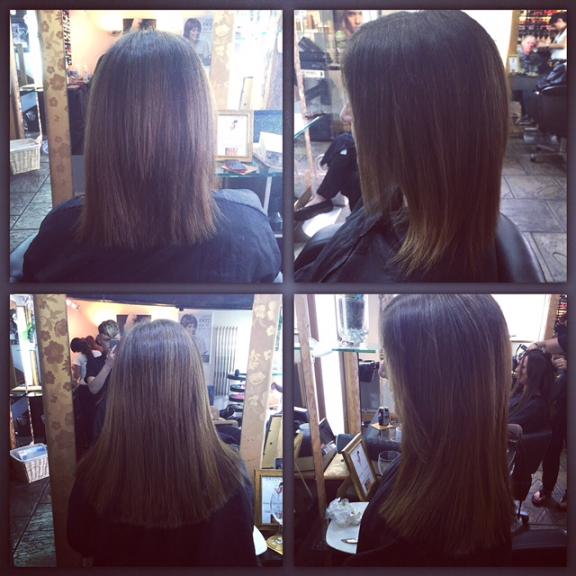 Salon Ten Hair Salon Owner Delivers Hair Extension Expertise For
