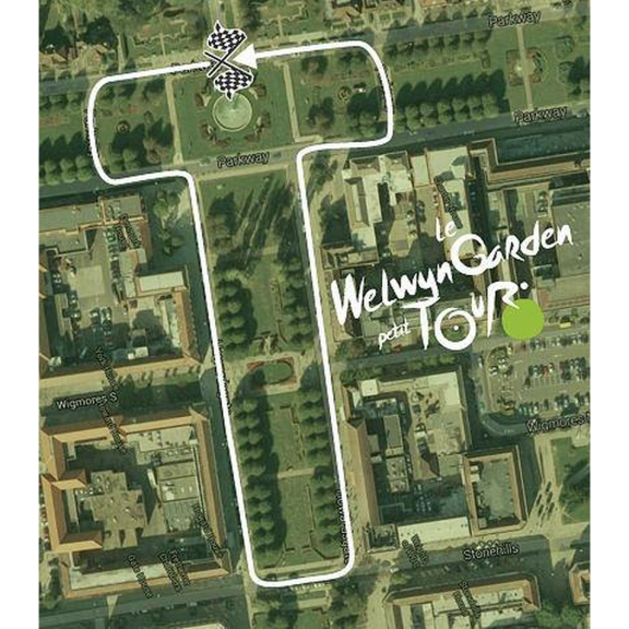 Welwyn Garden City Garden Ftempo