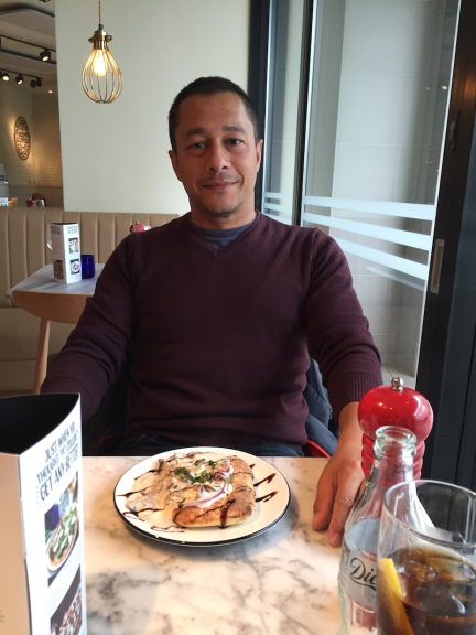 The All New Pizza Express In Shrewsbury Lunchtime Review