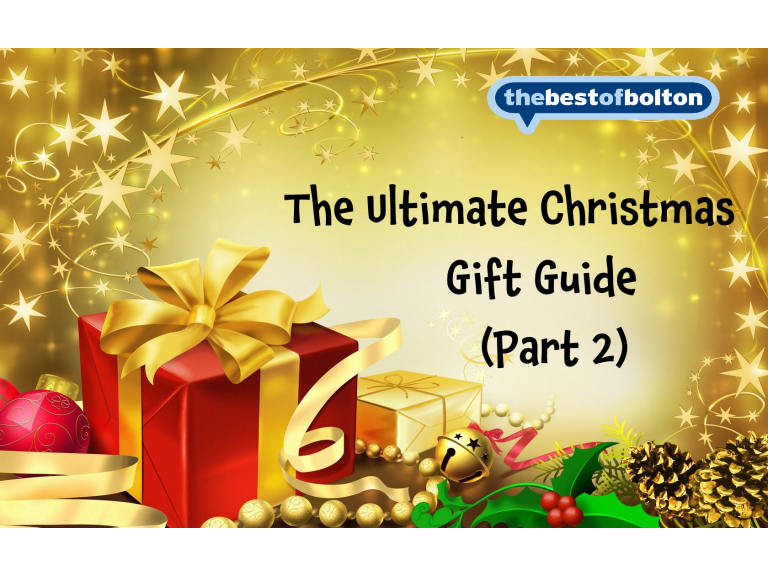 The Ultimate Christmas 2015 - Christmas gift ideas from thebestof Bolton members! u2013 Part 2  sc 1 st  Thebestof & The Ultimate Christmas 2015 - Christmas gift ideas from thebestof ...