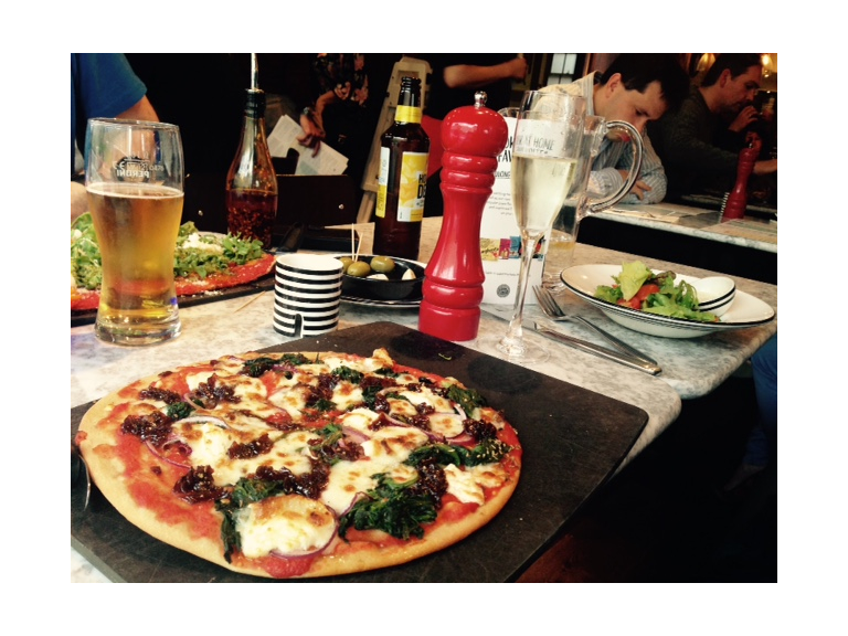 The New Gluten Free Menu Arrives At Pizza Express Windsor