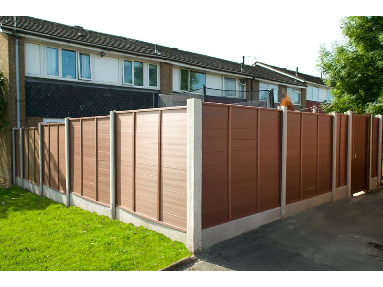 why you should never paint your fence panels again. Black Bedroom Furniture Sets. Home Design Ideas