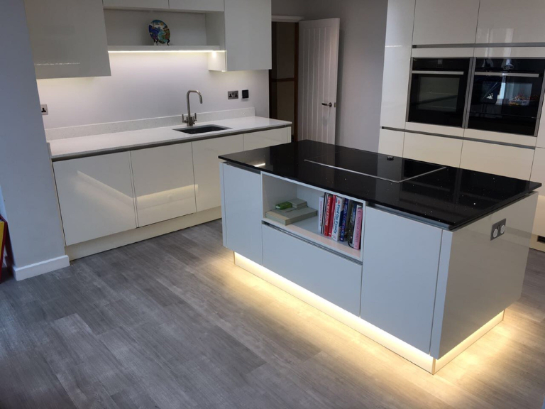 Let J.E.R. Electrical bring your home into this century with sensor-controlled LED lighting cupboard lighting and many other recent developments that help ... & MODERNISE YOUR HOME WITH J.E.R. ELECTRICAL