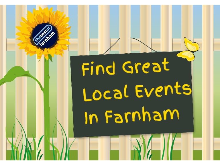 your guide to things to do in farnham 8th june to 21st june