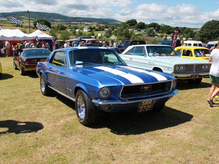 Muscle Cars And More South Wests Largest Classic American Car Show - Muscle car show