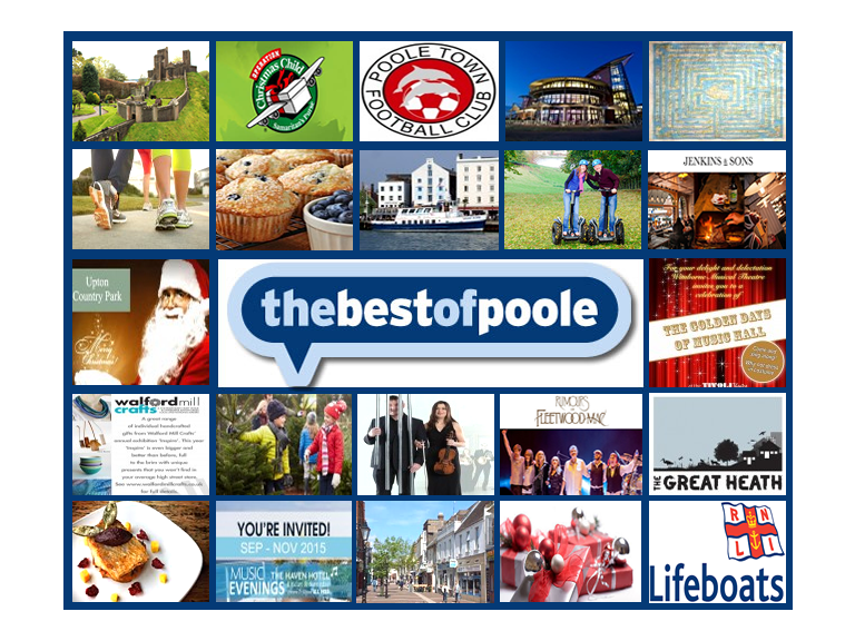 25 things to do in Poole: 20 - 26 November 2015