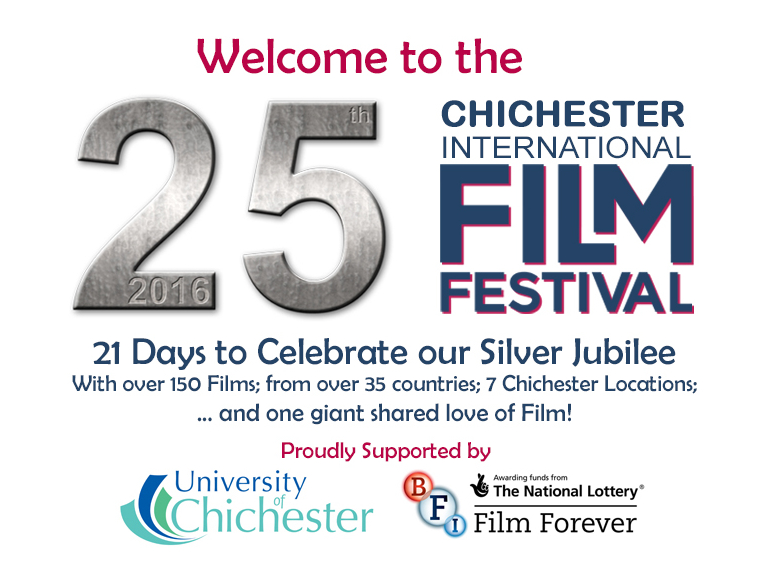 Largest film festival on South Coast celebrates 25 years with biggest-ever programme of 150 films and events