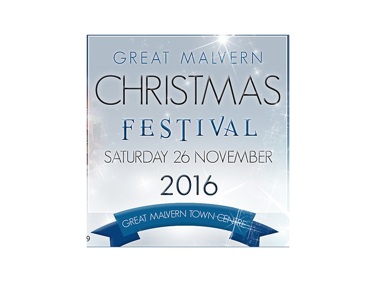Great Malvern Christmas Festival 2016
