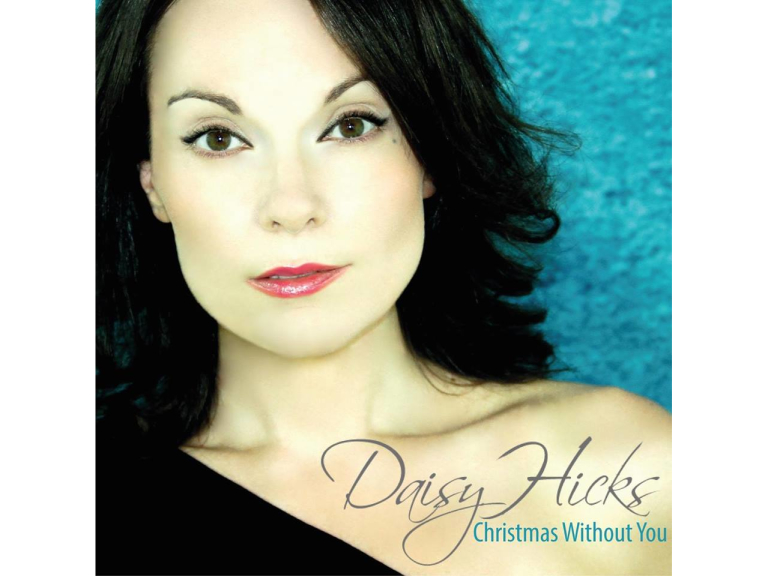 "Tunbridge Wells Singer/Songwriter Daisy Hicks returns to the UK airwaves with her power-packed festive single ""Christmas Without You"""