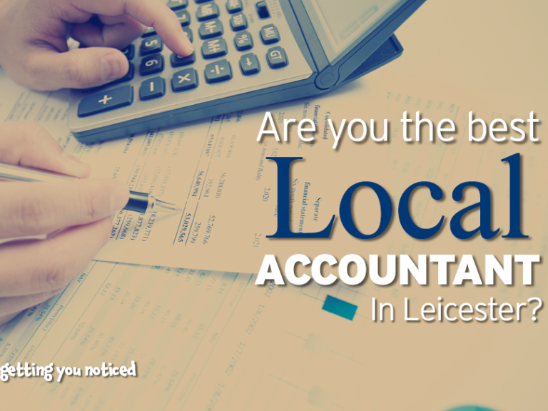 Are you the best accountant in Leicester