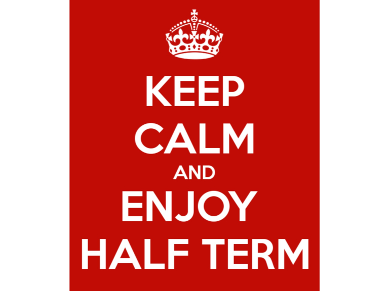 Bank Holiday and Half Term Activities