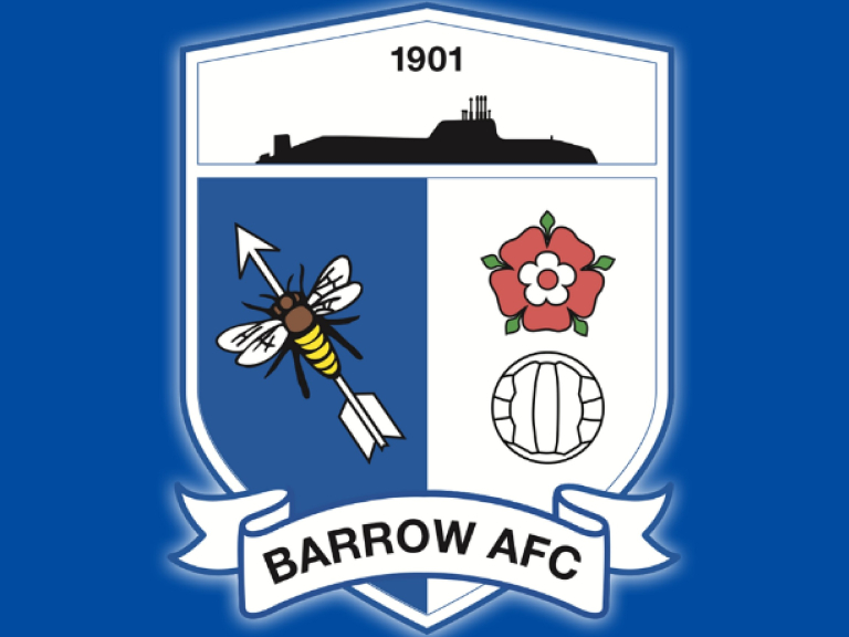 Barrow AFC Matchday Ticket Sponsorship
