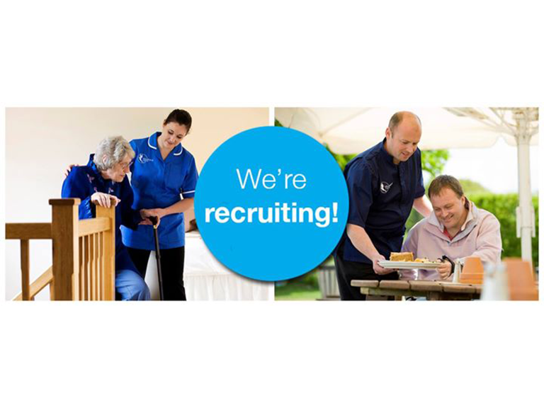 Recruiting Carers for Bluebird Care