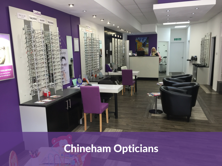 Chineham Opticians