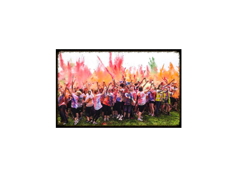 Would you like to represent Essex Dementia Care  in this years charity Colour5K?