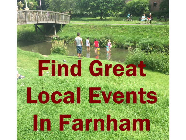Your weekly guide to things to do in Farnham – 23rd June to 29th June
