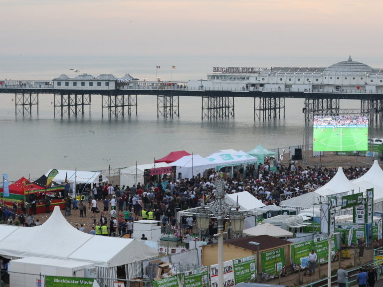 Brighton's Big Screen is back with a Summer movie bonanza!