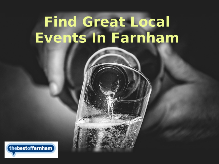 Your weekly guide to things to do in Farnham – 11th August to 17th August