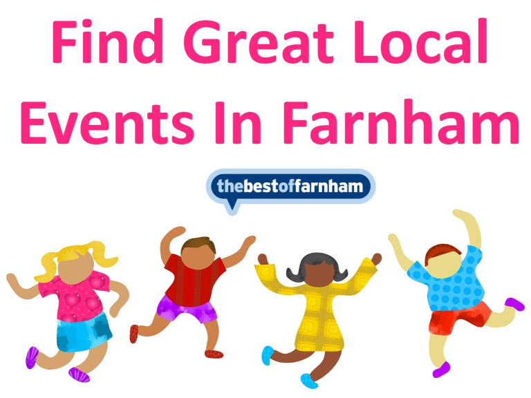 Your guide to things to do in Farnham – 18th August to 31st August