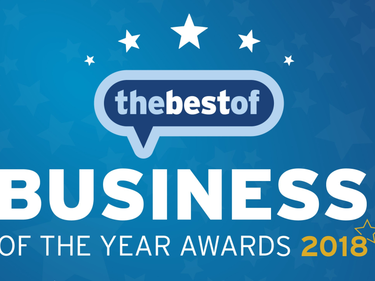 Vote for Brighton & Hove businesses in thebestof Business of the Year Awards 2018