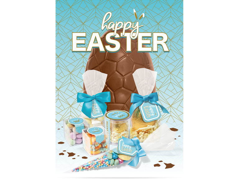 Easter - Making others happy with sweet promotional items