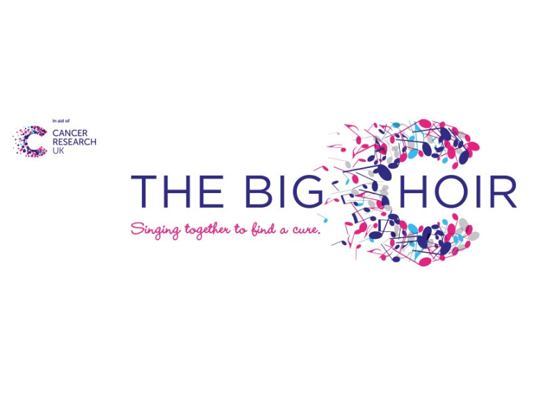 The BIG Choir raise money for Cancer Research