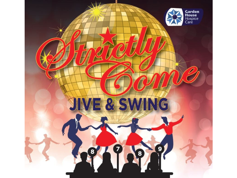 Strictly Come Jive and Swing is coming to a town near you!