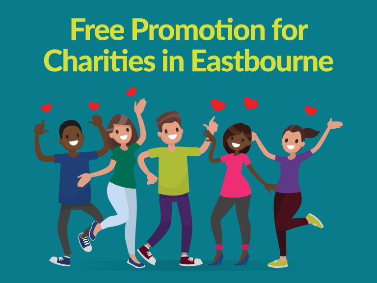 Become thebestof Eastbourne Charity of the day!