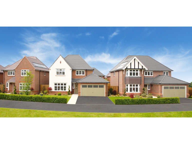 CURTAIN UP ON FIRST SHOW HOMES AT REDROW'S WARRINGTON DEVELOPMENT