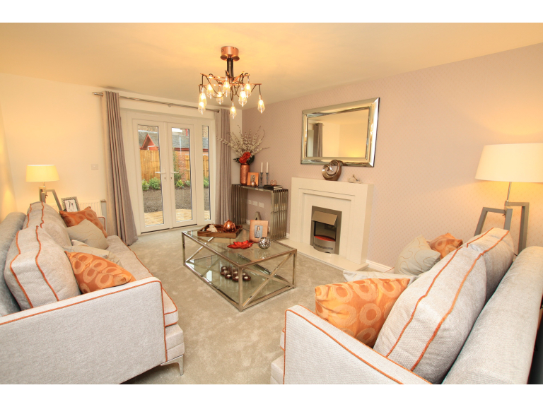 SECOND SHOW HOME DEBUTS AT CANALSIDE IN MIDDLEWICH