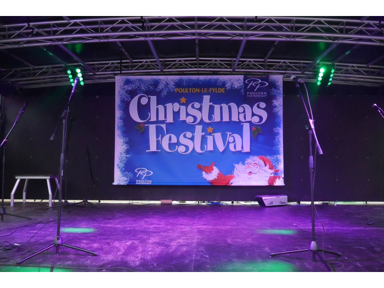 FESTIVE MAGIC PLANNED FOR POULTON CHRISTMAS EVENT